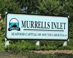 Murrells Inlet Restaurant List