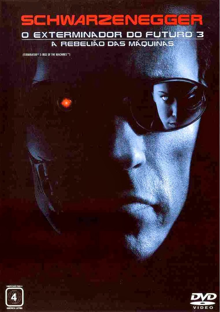 O Exterminador do Futuro 3: A Rebelião das Máquinas – Dublado (2003)