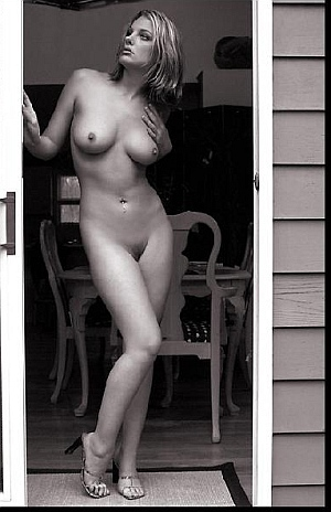 Britney spears nude black and white picture 525