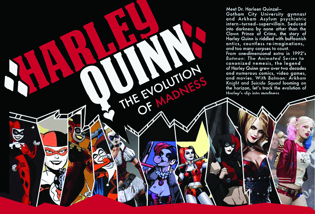 Harley Quinn: Evolution of Madness