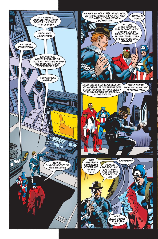 Captain America (1998) Issue #25 #31 - English 22