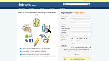 fat-secret-registro