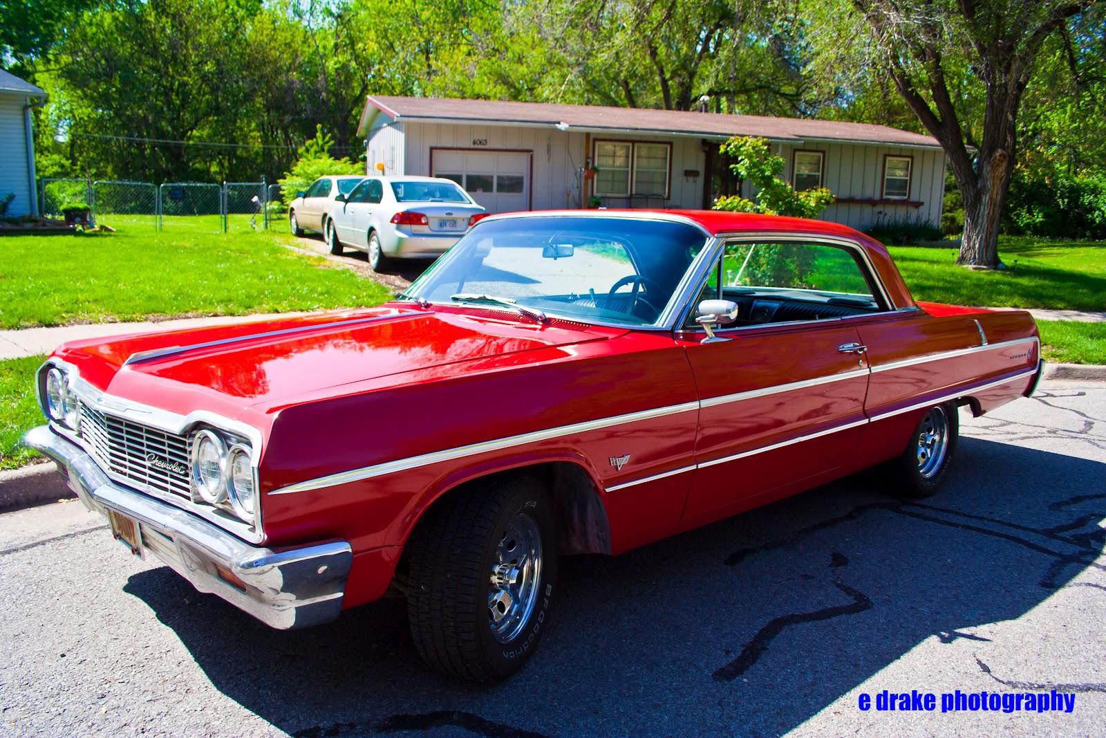 Chevy Impalas Com >> e drake photography: '64 Impala