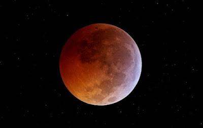 Fenomena Gerhana Bulan Penuh
