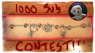B4Astudios 1000 contest