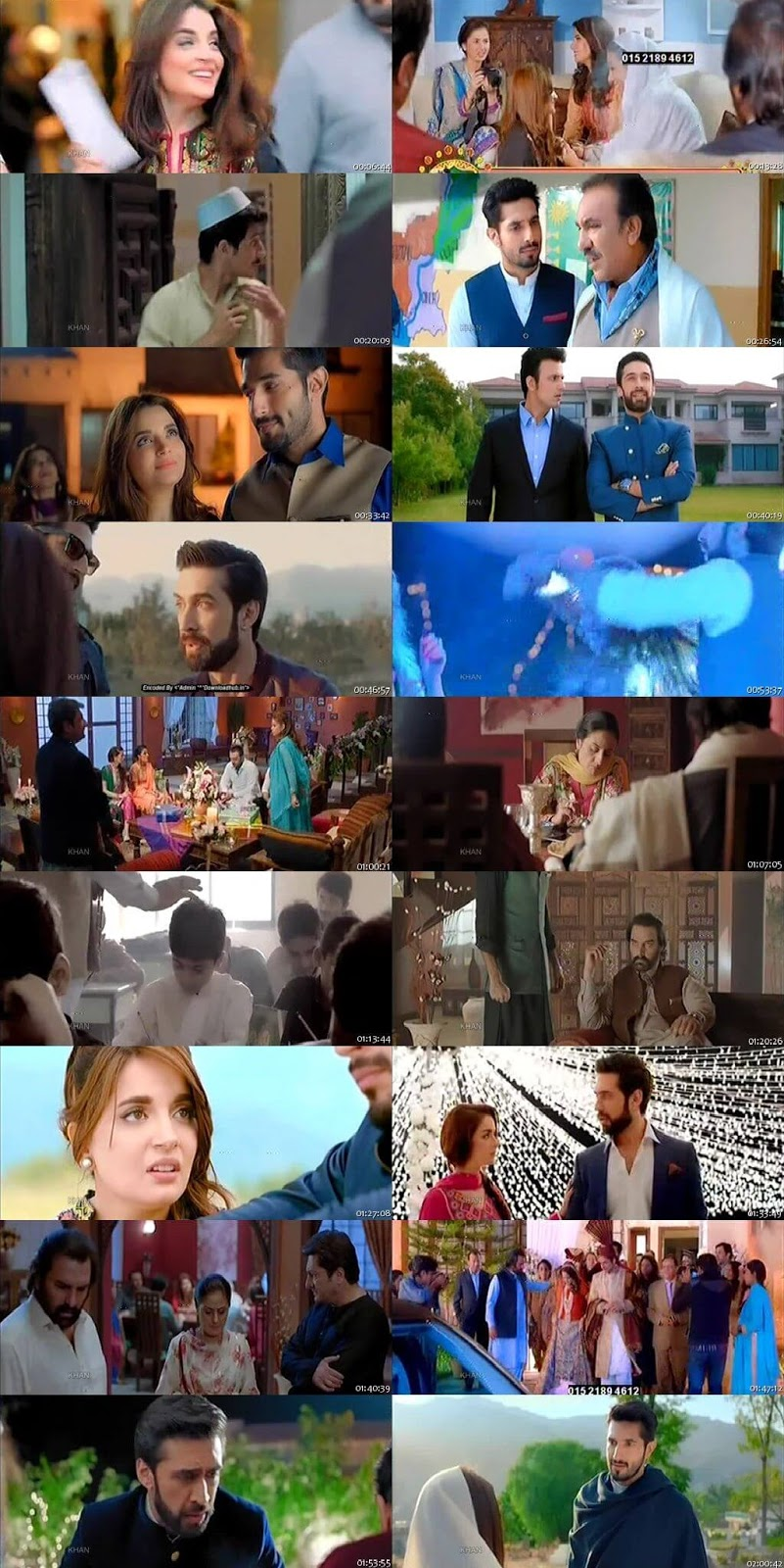 Janaan 2016 Pakistani Movie Urdu HD DVD Download at movies500.com