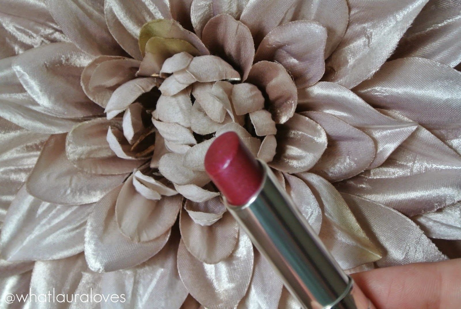 Dior Addict Lipstick in 983 Insoumise Review and Swatches