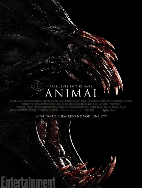 xem phim Quái Thú Rừng Thiêng - Animal 2014 full hd vietsub online poster