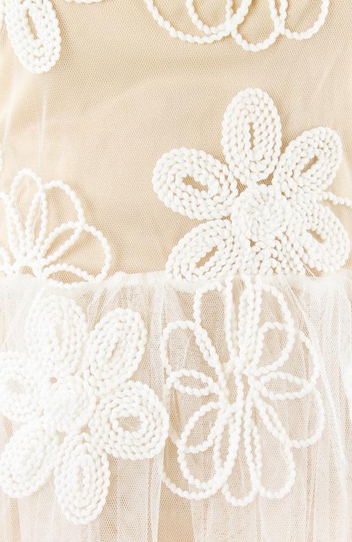 Que Sera Sera Dress - Cream