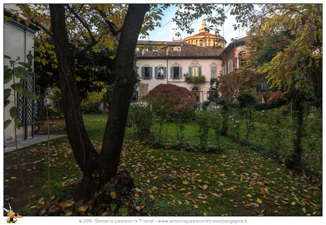 Santa Maria delle Grazie dalla Vigna di Leonardo