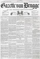 Hoofd, Gazette van Brugge, 01-08-1883