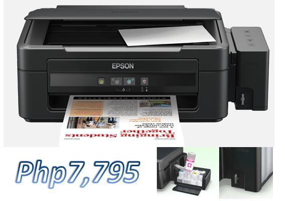 Epson L210 Vs Canon E600 AiO Printer Specs Price Ink Comparison