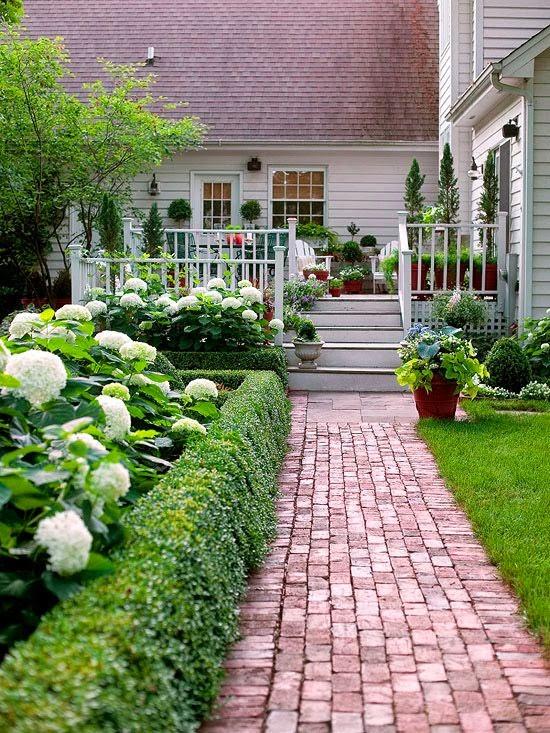 model taman halaman rumah