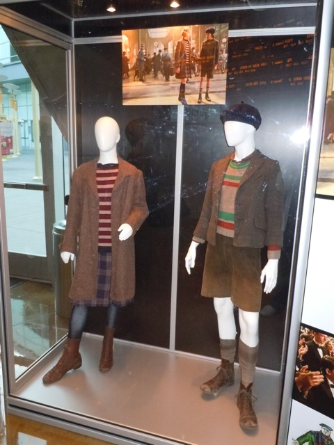 Hugo film costumes