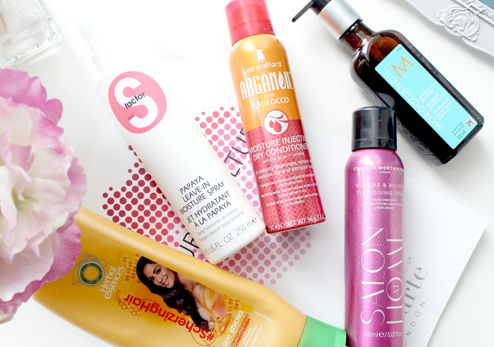 My Current Hair Care Favourites, Favourite Haircare Products, Hair Trade,