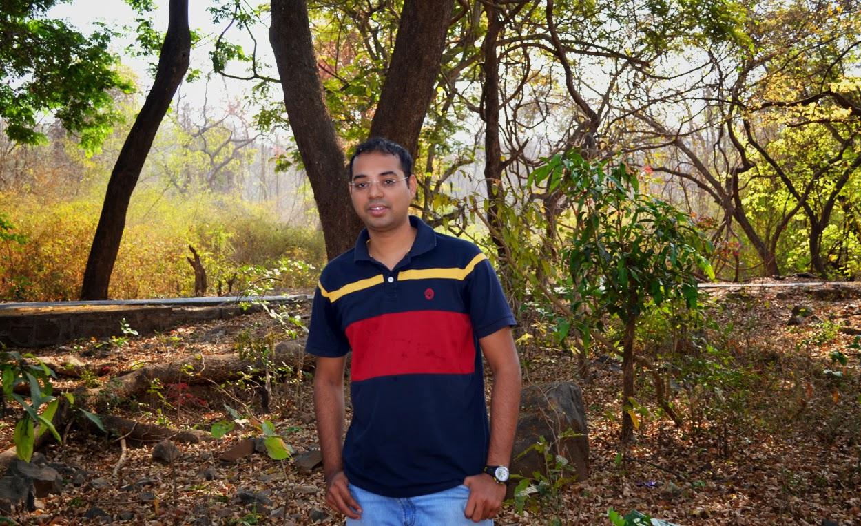 Niraj Yadav borivali national park