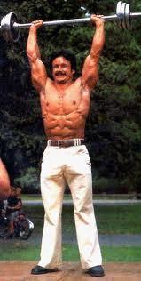 Anibal Lopez Bodybuilder