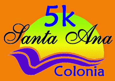 5k balneario Santa Ana (Colonia, 15/feb/2015)
