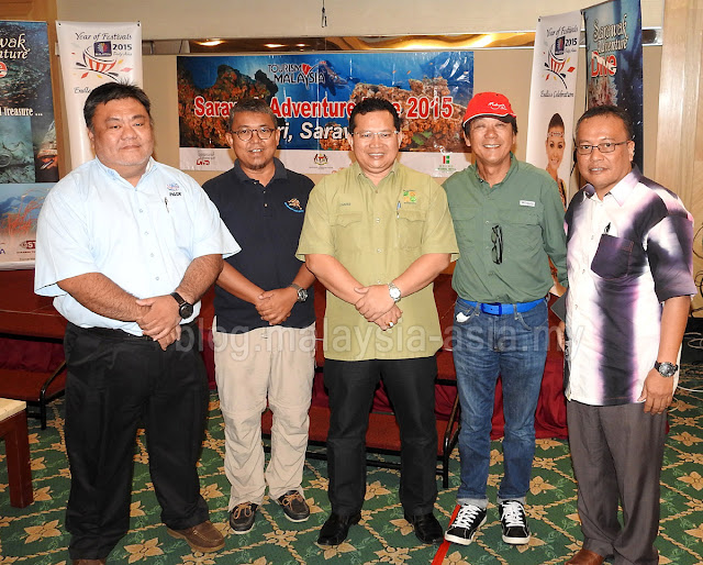 Sarawak Adventure Dive 2015 Speakers