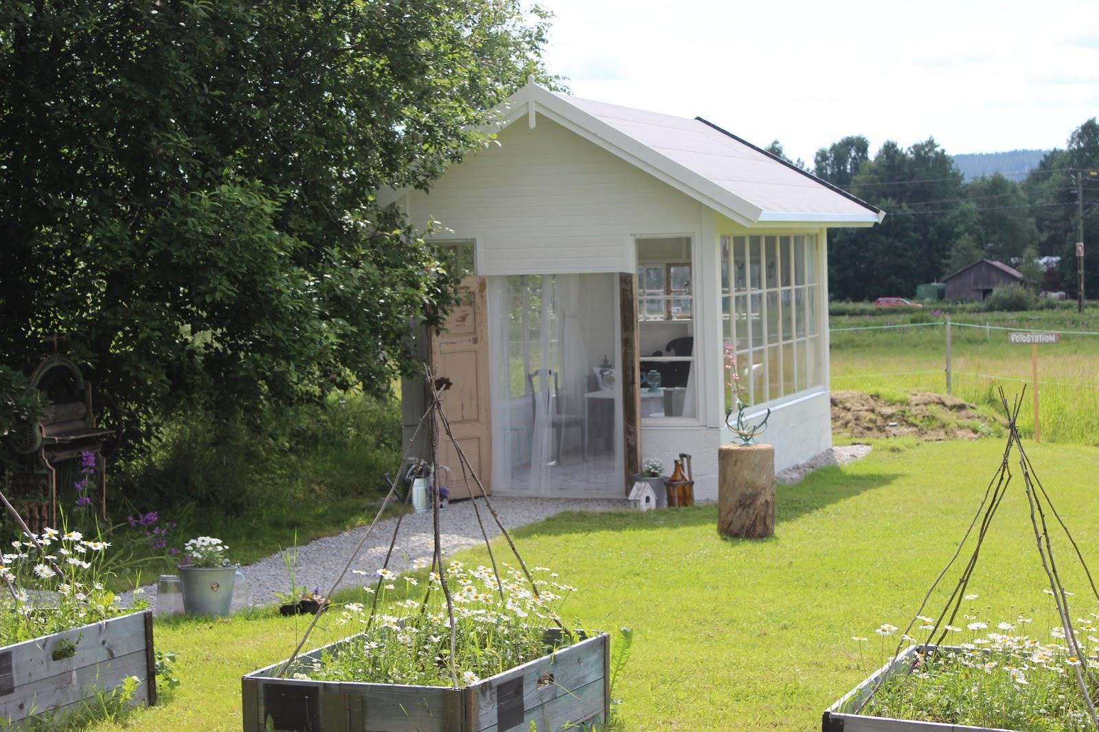 Bygdegården: Bygga orangerie, Bygga växthus, Bygga uterum - kärt ...