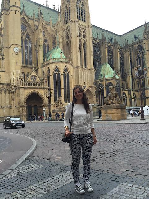 Balade à Metz