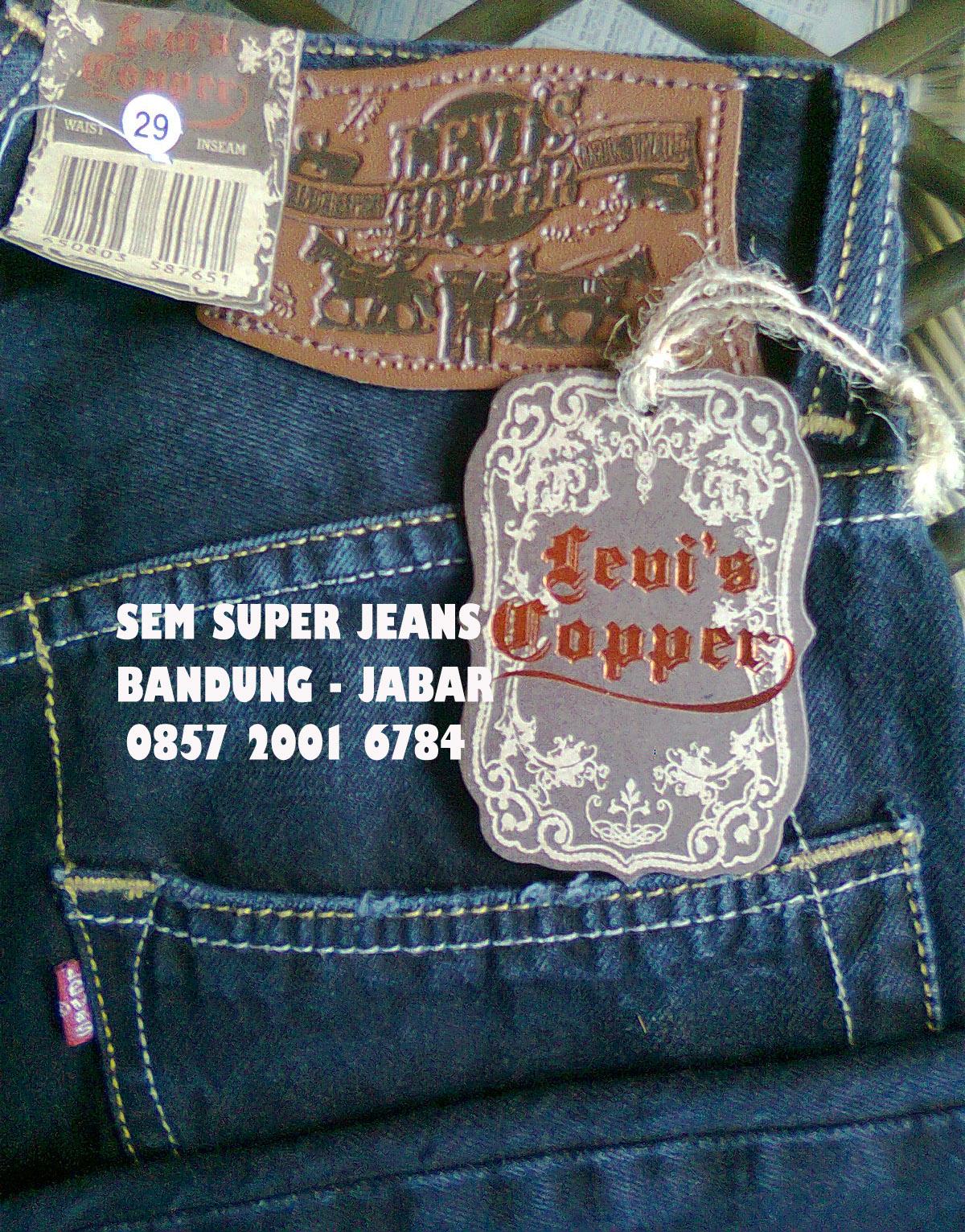 CELANA JEANS LEVI'S COPPER 501 ORIGINALS | (example: Best