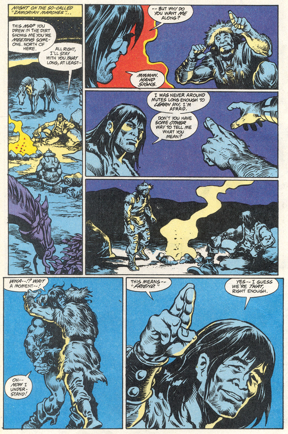 Conan the Barbarian (1970) Issue #275 #287 - English 22