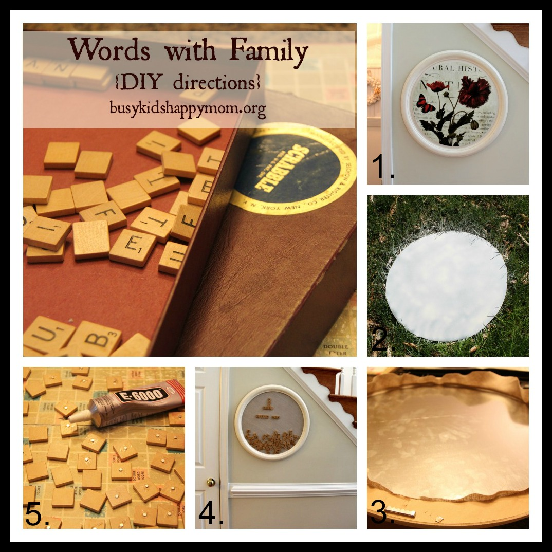 how to make your own scrabble tiles