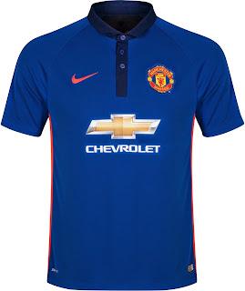 jersey mu, juak jersey mu third, manchester united 3rd terbaru, musim 2014/2015, grade ori, made in Thailand, jual jersey manchester united 3rd ready, toko online baju bola terpercaya