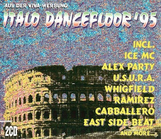 Italo Dancefloor '95 (2 CD) (FLAC + MP3)