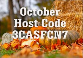OCTOBER'S HOST CODE