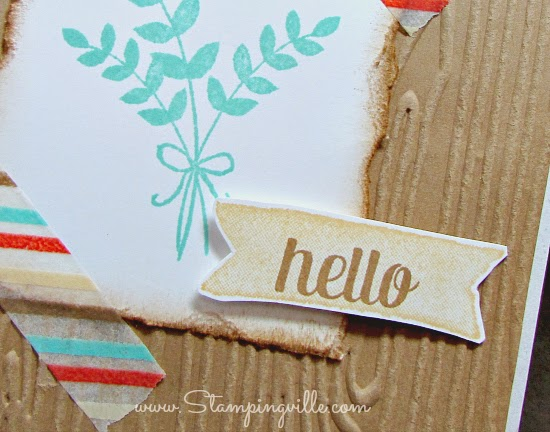 Stampin' Up! For All Things stamp set detail image