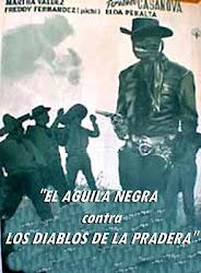 ÁGUIA NEGRA CONTRA OS BANDIDOS DA PRADARIA - 1958