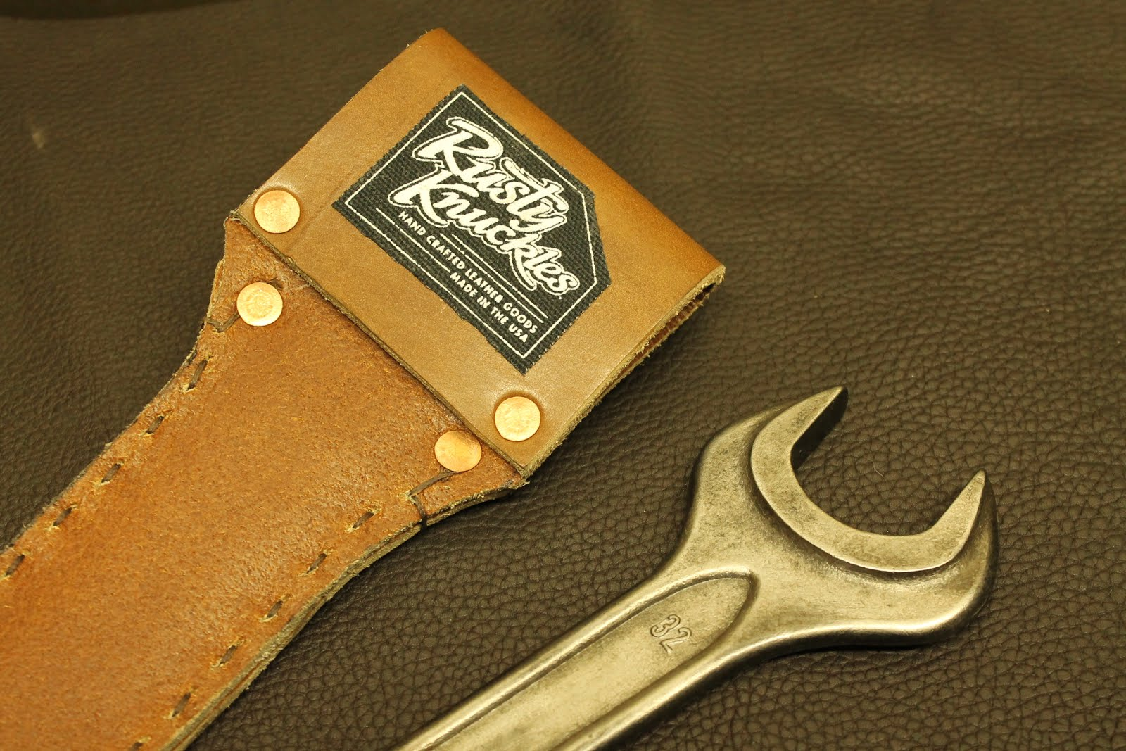 Ножи из гаечных ключей своими руками