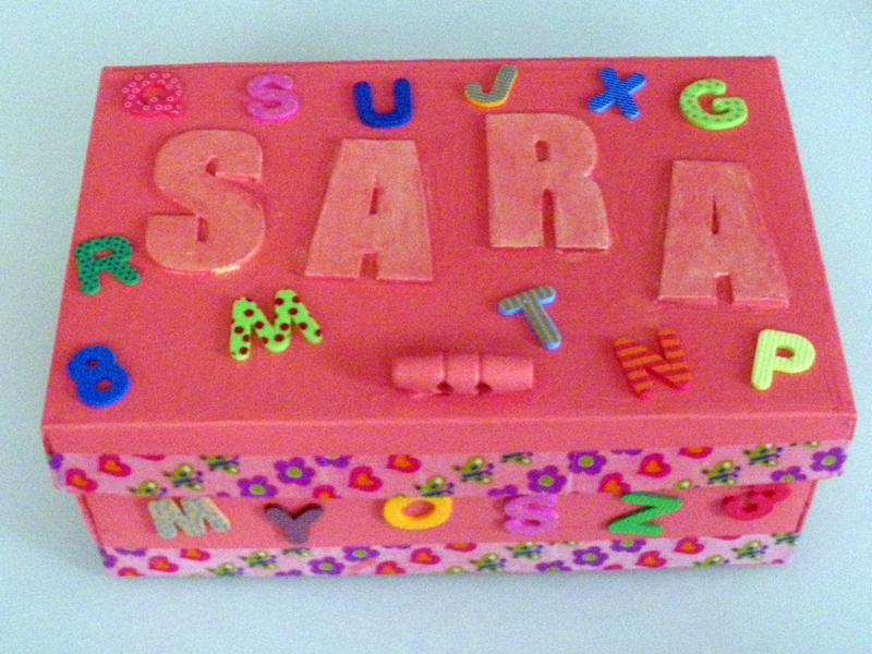 El rinc n del armadillo blog de actividades infantiles - Cajas grandes de carton decoradas ...