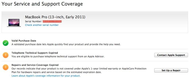 Bacalah Cara Cek Masa Garansi Produk Apple Iphone Ipad Ipod Macbook Atau Imac