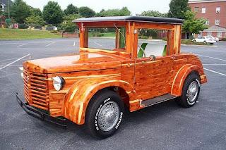 modifikasi mobil antik