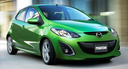 Mazda S MT FOB