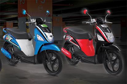 Suzuki Let's | Spesifikasi Lengkap dan Harga