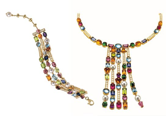 Bulgari Allegra Jewellery