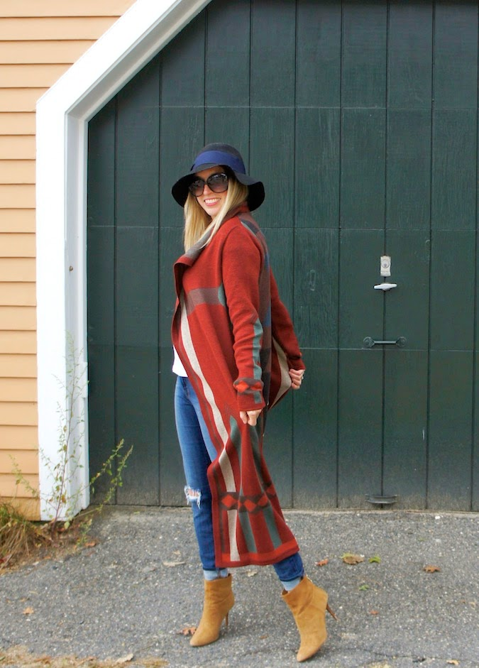 Peruvian Connection sweater coat,boston style blog, fall sweater coats