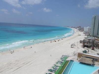 Las Playas de Cancún Quintana Roo