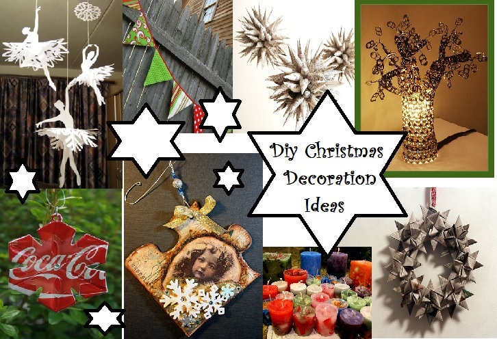 Christmas Decoration Ideas To Make At Home  elHouz