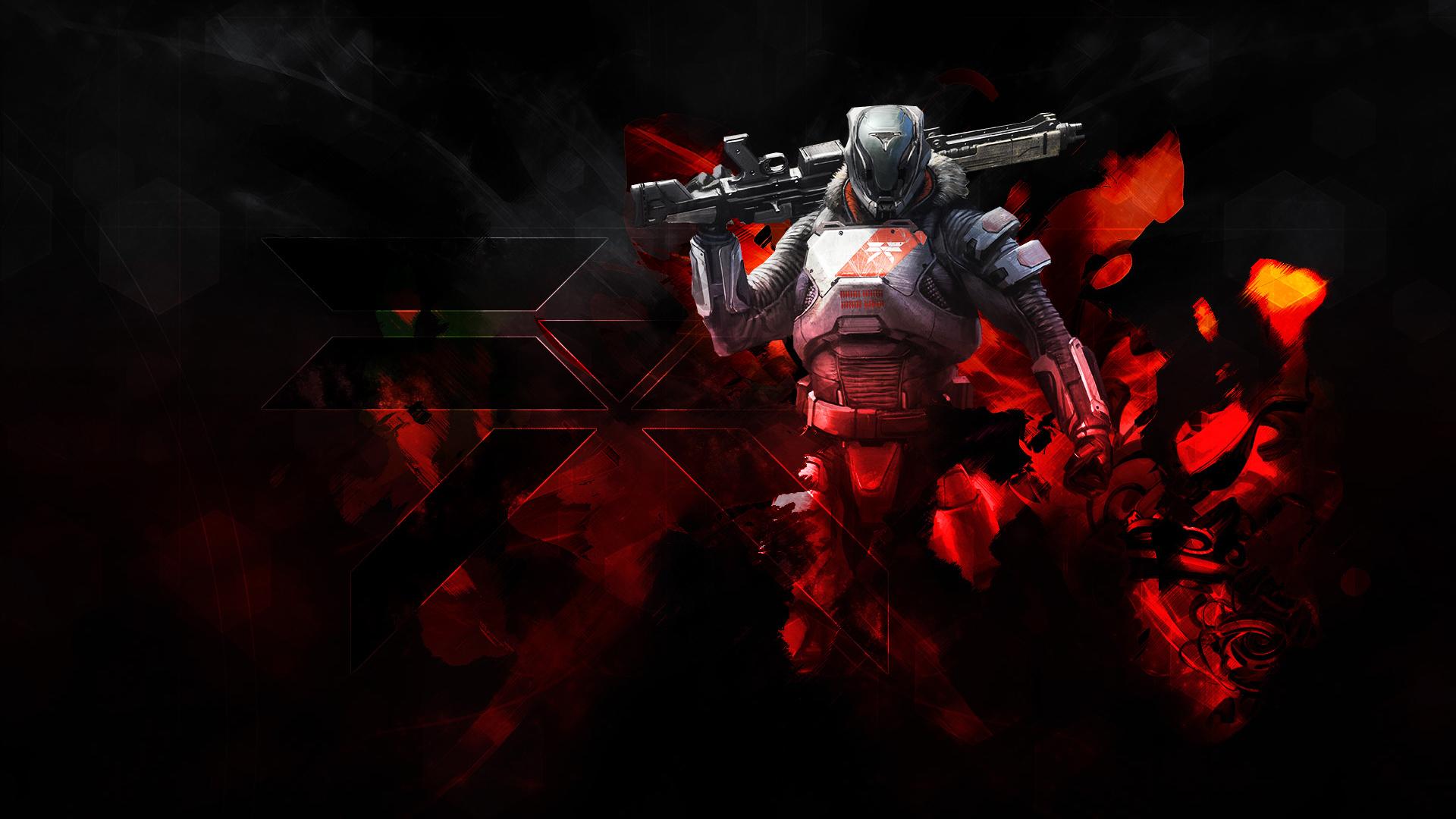 Titan Class Destiny Wallpaper HD
