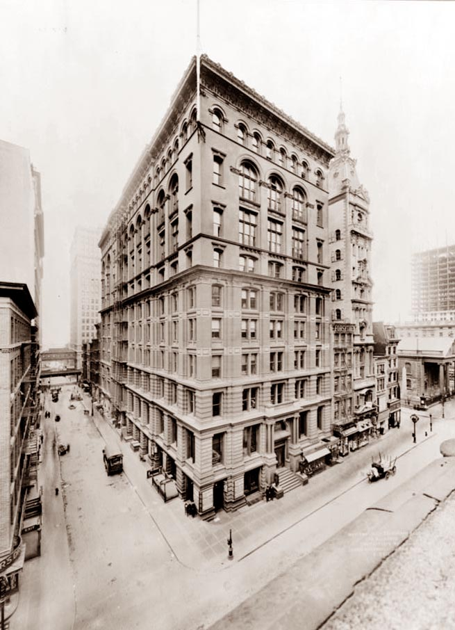 Old Picture of the Day: Western Union Office Building