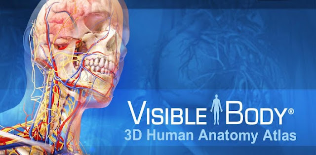 Andro-Freaks: Visible Body 3D Anatomy Atlas v1.1.0 Full APK