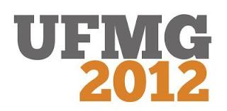Candidatos por vaga da UFMG 2012