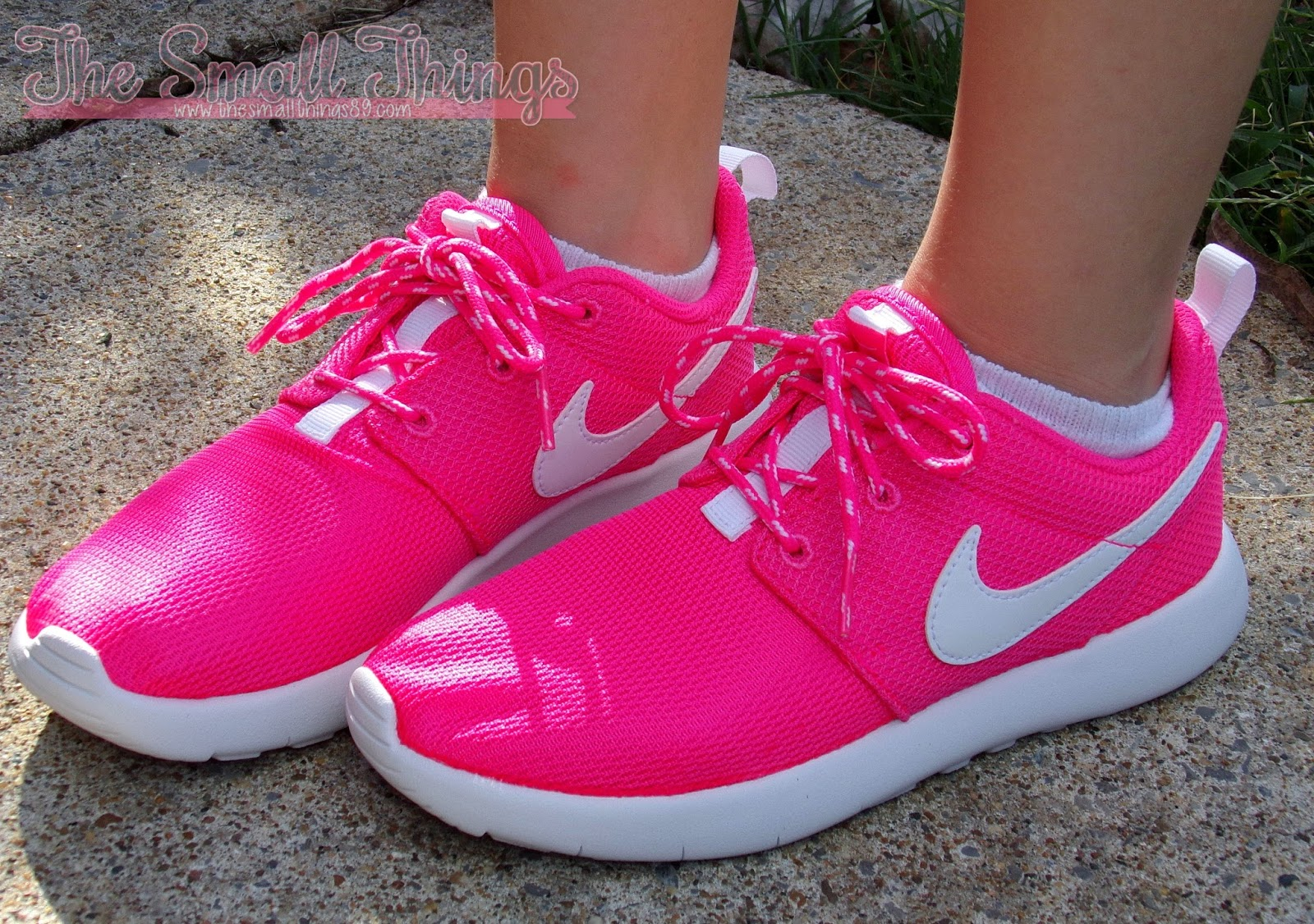 7e27c71b3f Kids Foot Locker- Back To School In Style With Nike Roche One Shoes!   GiftGuide2015