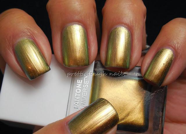 Sephora+Pantone Universe Antiqued Gold