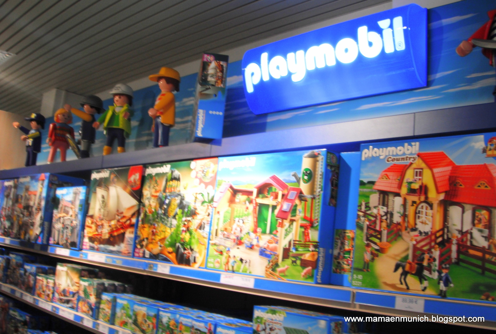 outlet de playmobil. Black Bedroom Furniture Sets. Home Design Ideas